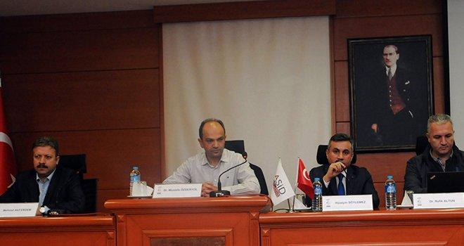 SGK, SABİDER ve ASİD'den eğitim toplantısı