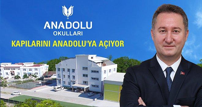 Anadolu Okulları Anadolu'ya açılıyor