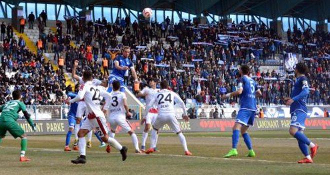 B.B. Erzurumsor - Gaziantepspor: 5 - 1