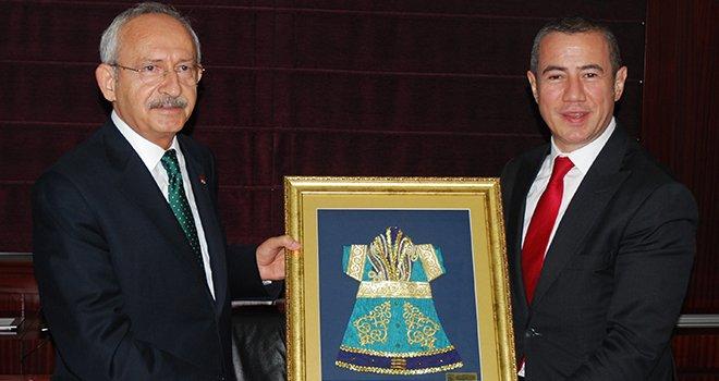 CHP Genel Başkanı Kılıçdaroğlu, GTO'da