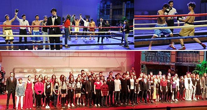 GKV'liler The Fighter'i sahneledi