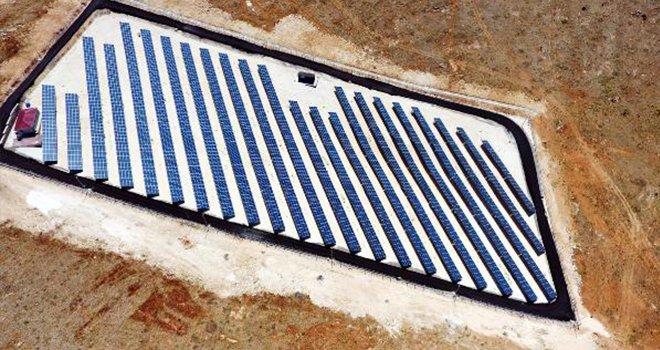 Gaziantep kendi elektriğini üretiyor...