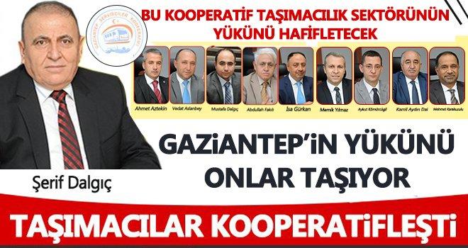 Gaziantep Servisçiler Kooperatifi kuruldu