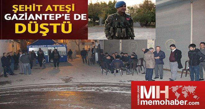 Gaziantep'e şehit ateşi düştü! Uzman Çavuş Enes Şehit düştü...