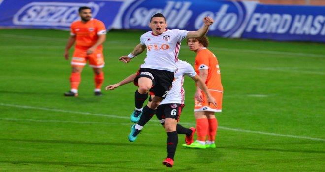 Gazişehir Adanaspor Deplasmanında  gol oldu yağdı: 2-5