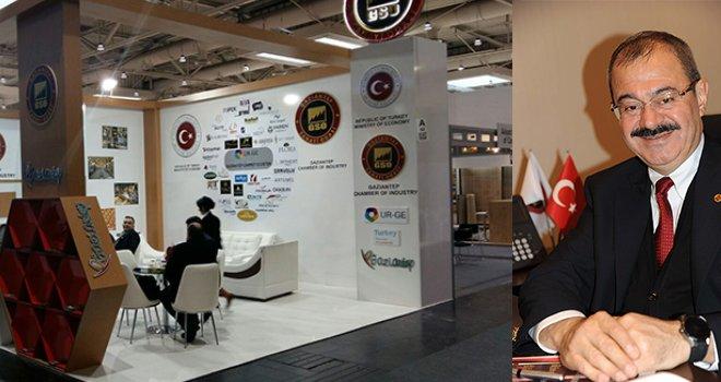 GSO ''Domotex Uluslararası halı fuarı''nda yer alacak