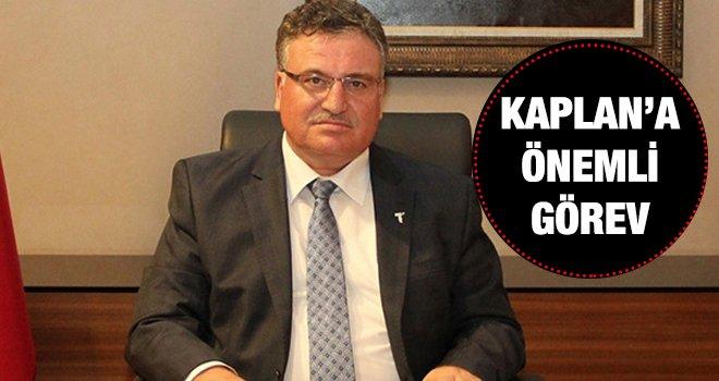Kaplan, Türkiye İhracatçılar Meclisi yönetimine girdi