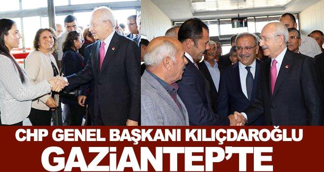 Kılıçdaroğlu, Gaziantep'te