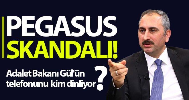 Pegasus skandalı! Listede Türkiye'den 500 kişi var!