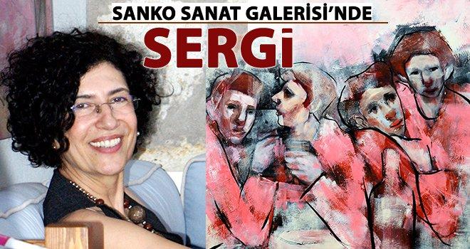 Sema Barlas, 22 Mart'ta resim sergisi açacak