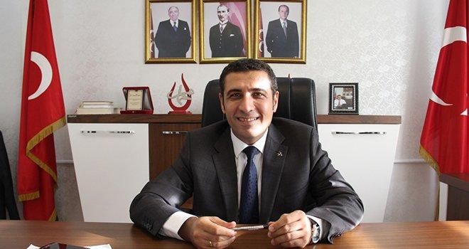 Taşdoğan'dan Kongre daveti