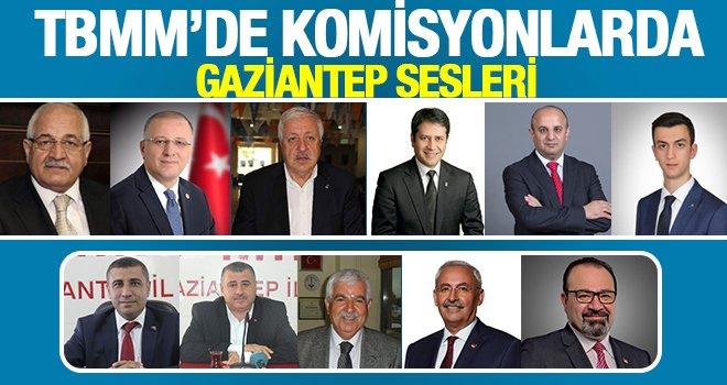 11 Gaziantep milletvekiline önemli görev