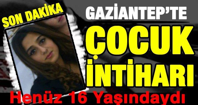 16 yaşındaki Gizem, tabancayla intihar etti