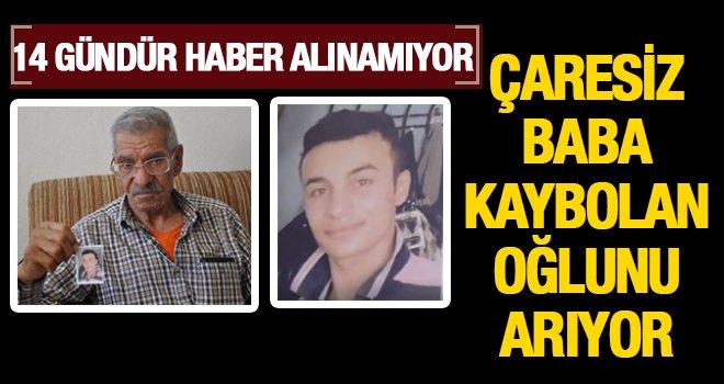 Gaziantep'te 17 yaşındaki Şahin'den 14 gündür haber alınamıyor