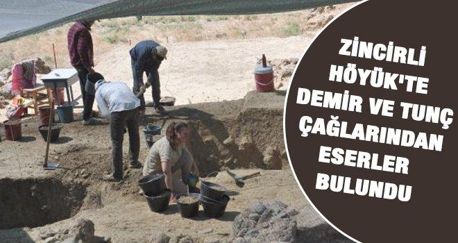 5 bin yıllık tarihi kalıntılar gün yüzüne çıktı