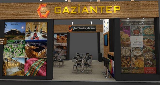 5. Turizm Fuarına Gaziantep TÜYAP'da yerini alacak