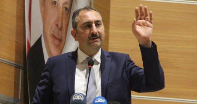 Adalet Bakanı Abdülhamit Gül Gaziantep'te
