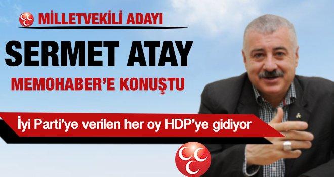 MHP'li milletvekili adayı dobra dobra konuştu