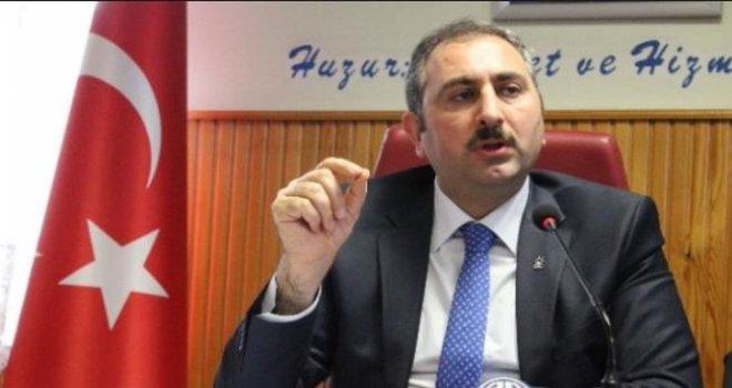 Adalet Bakanı Gül ilk ziyaretini Gaziantep'e yapıyor