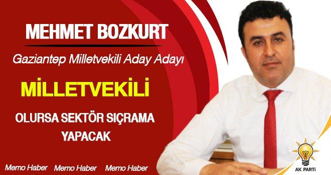 Aday adayı Bozkurt iddialı geliyor...