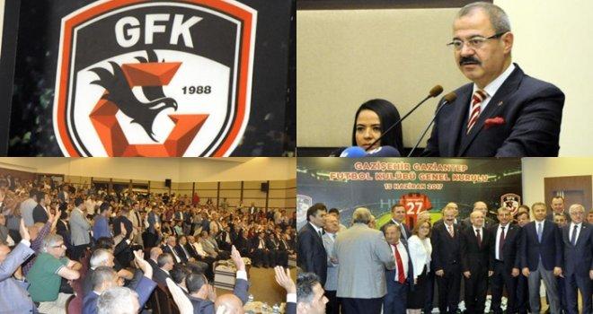 Adil Konukoğlu Başkan, hedef Süper Lig