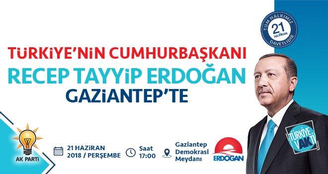 AK Parti Gaziantep ilan