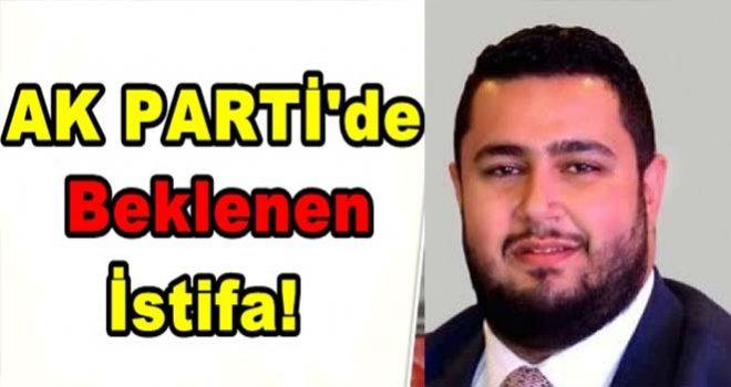 AK Parti Gaziantep'te şok istifa! O başkan görevden alındı