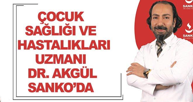 Akgül, SANKO Üniversitesi Hastanesi'nde hasta kabulüne başladı