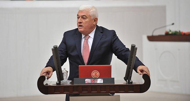 AKP grubunun, Ekici hakkında açtığı dava reddedildi