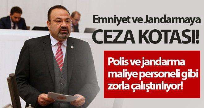 AKP Hükümetinin yeni para kaynağı trafik cezaları!