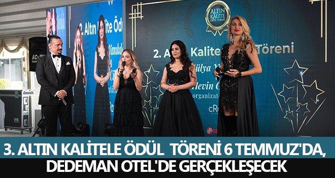 Altın Kaliteye 3. Kez Hülya Yanıkdağ ve Hevin Cümsen farkı!