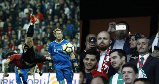 Ampute Milli Takımı'nda Şahinbey'den 6 futbolcu