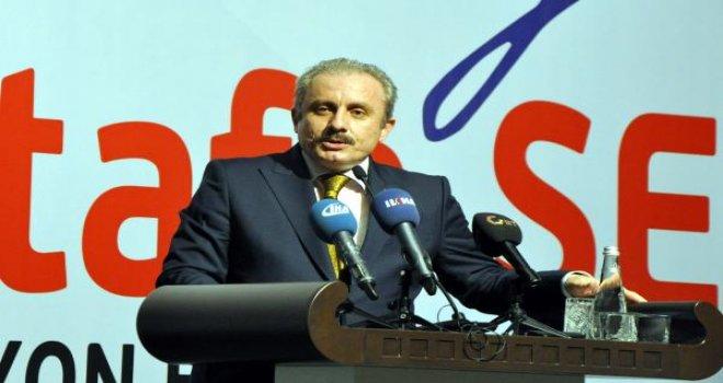 Anayasa Komisyonu Başkanı Mustafa Şentop Gaziantep'te