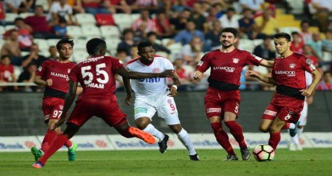 Antalyaspor-Gaziantepspor maç sonucu: 4-1