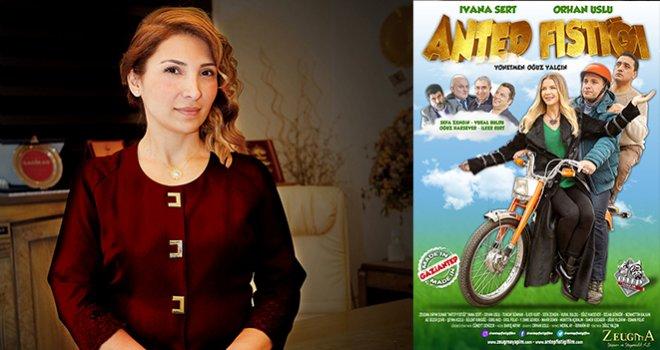 Antepfıstığı Gaziantep'in gişe rekorunu kırdı
