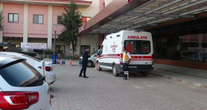 Azez'de çadır yandı; Suriyeli bebek öldü, 4 kişi yaralandı