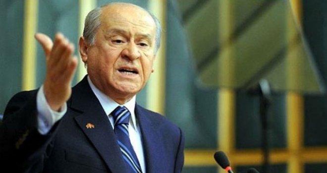 Bahçeli: Barzani, bize tercih ediliyorsa...