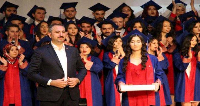 Bakan Gül: Eğitime 134 milyar 700 milyon lira kaynak aktardık