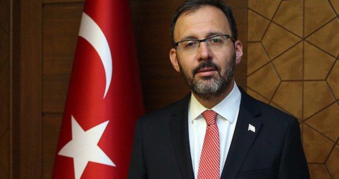 Bakan Kasapoğlu Gaziantep'e Geliyor