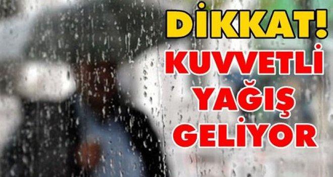 Bakanlıktan Gaziantep'e 'Acil Durum' uyarısı