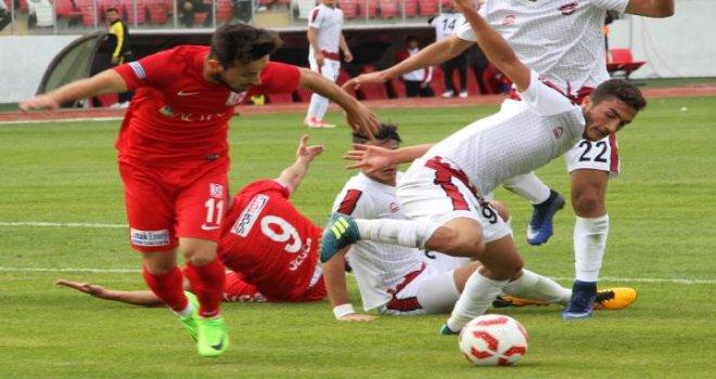 Balıkesirspor Baltok-Gaziantepspor: 2-0