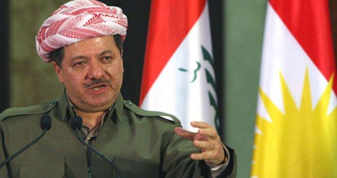 Barzani: Kürdistan'ın bağımsızlığını ilan edeceğim