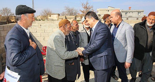 Başkan Fadıloğlu, saha çalışmasına hızlı başladı