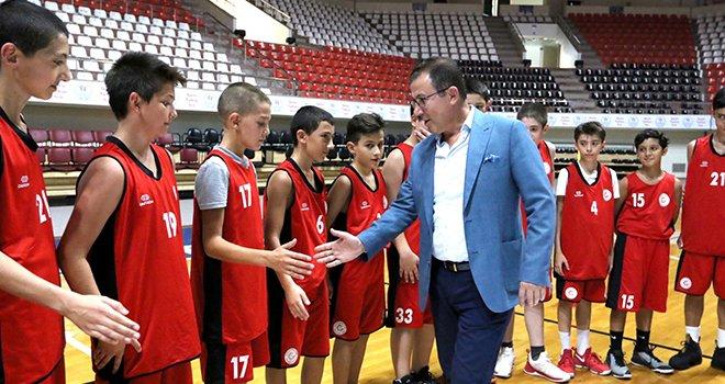 Köken: Türk sporuna yeni isimler kazandıracağız