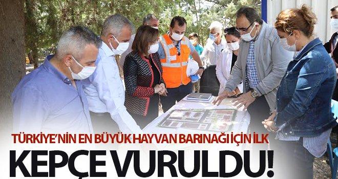 Başkan Şahin: Bu çalışma Türkiye ye örnek olacak