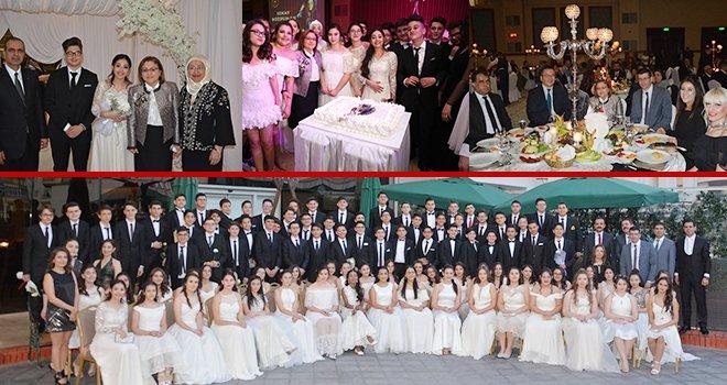 Başkan Şahin GKV'lilerle pasta kesti