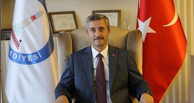 Başkanı  Tahmazoğlu, 14 Mart Tıp Bayramını kutladı