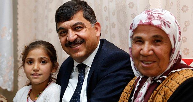 Başkanı Rıdvan Fadıloğlu, tüm annelerin Anneler Günü'nü kutladı.