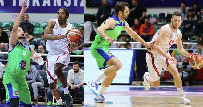 Basketbol temsilcemiz deplasmanda Tofaş'a 77-67 mağlup