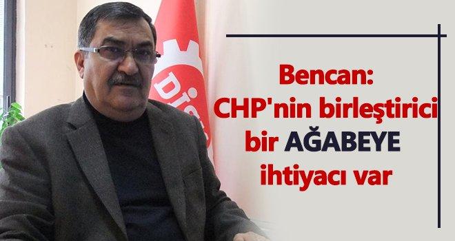 Bencan: CHP, Gaziantep'te bu duruma düşmemeliydi